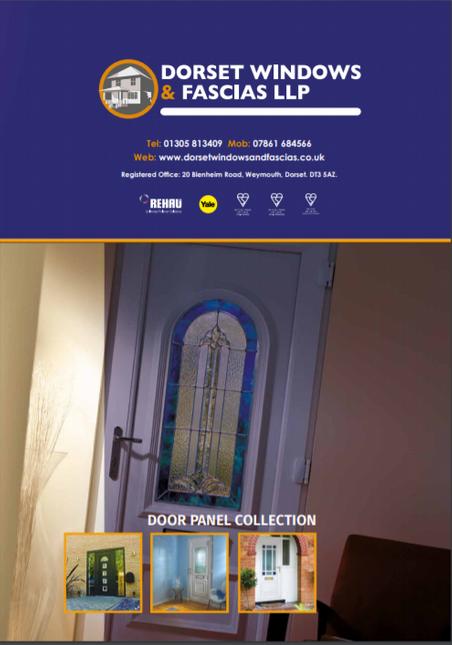 uPVC Door Brochure